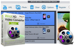 Free download Winx Android Video Converter